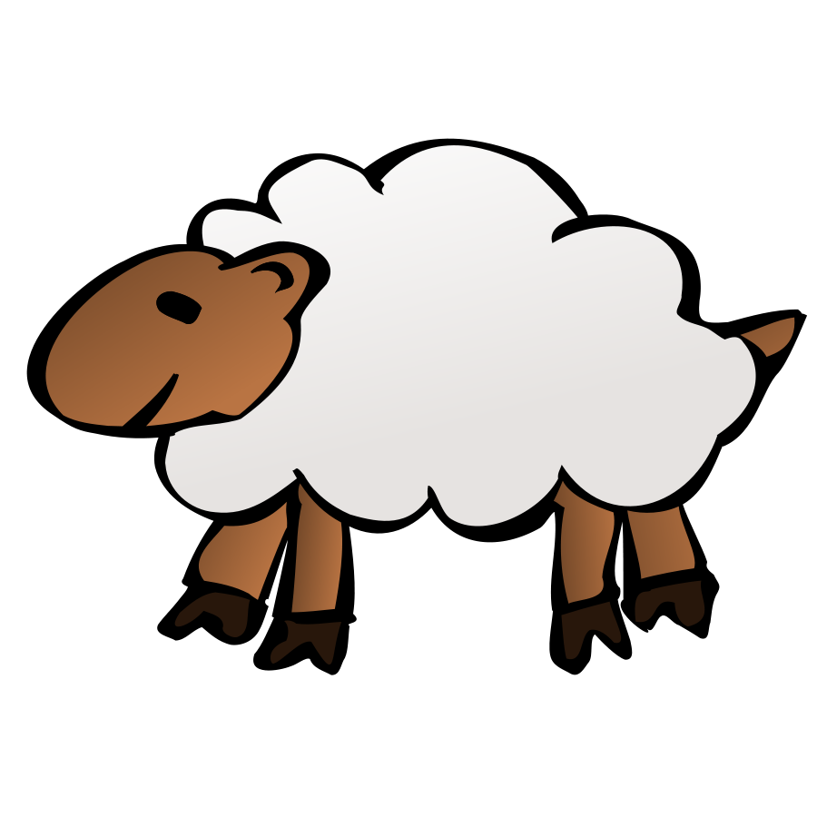 sheep clipart clipart suggest black sheep clipart black and white black sheep clip art free