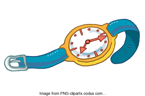 Watch Clipart - Clipart Kid