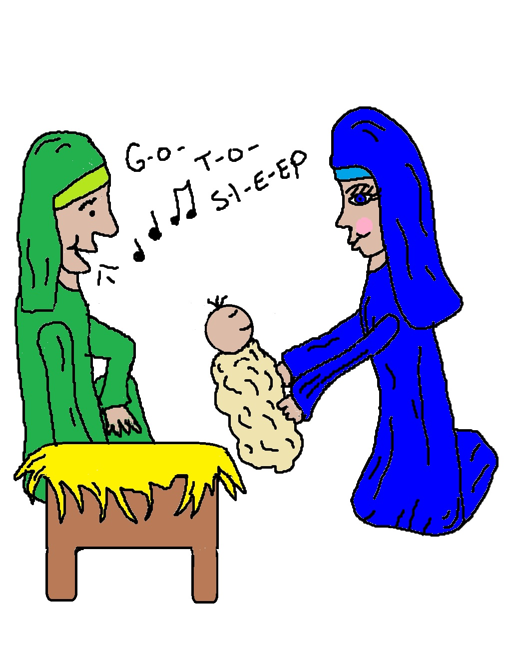 Birth Of Jesus Sunday School Lessons Jesus Clipart Nativity Clipart