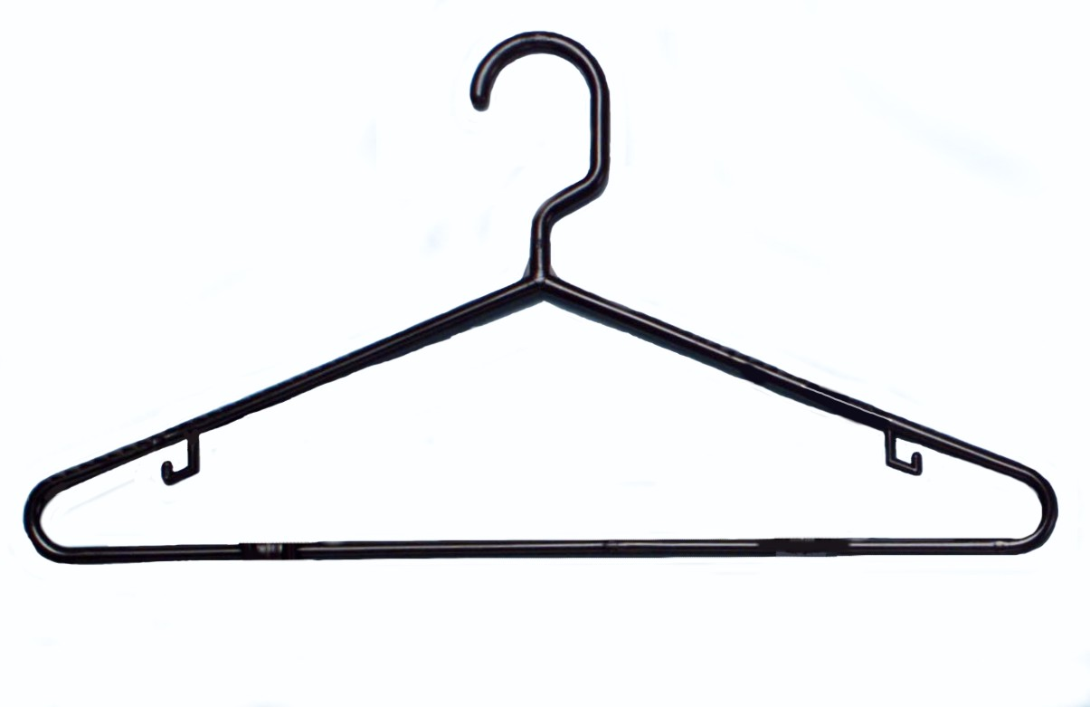Image result for plastic clothes hanger
