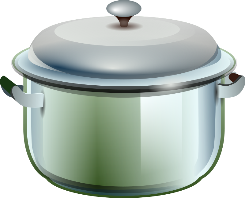 Cooking Pot Clip Art   Images   Free For Commercial Use