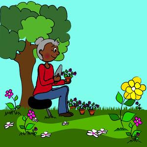 Garden Clip Art Images Garden Stock Photos   Clipart Garden Pictures