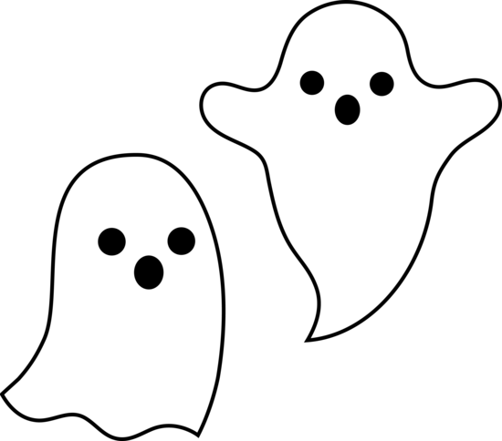 Ghosts   Free Clip Art