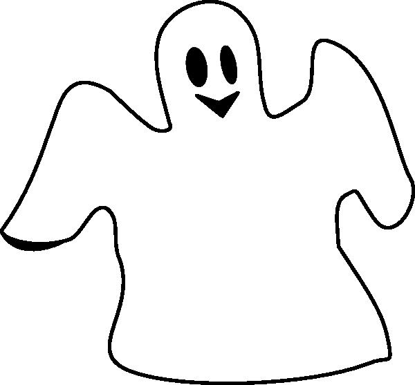 Clip Art Ghosts Clip Art cute ghost clipart kid happy clip art at clker com vector online royalty