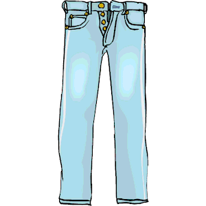 Pants Jeans Clipart Cliparts Of Pants Jeans Free Download  Wmf Eps