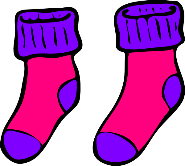Clip Art Socks