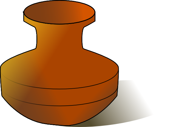 Clay pot clipart clipart suggest