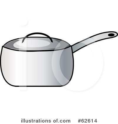 Royalty Free  Rf  Pot Clipart Illustration By Pams Clipart   Stock