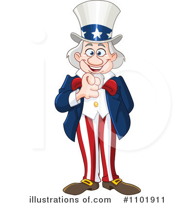 Uncle Sam Wants You Clip Art I Want You Uncle Sam C...
