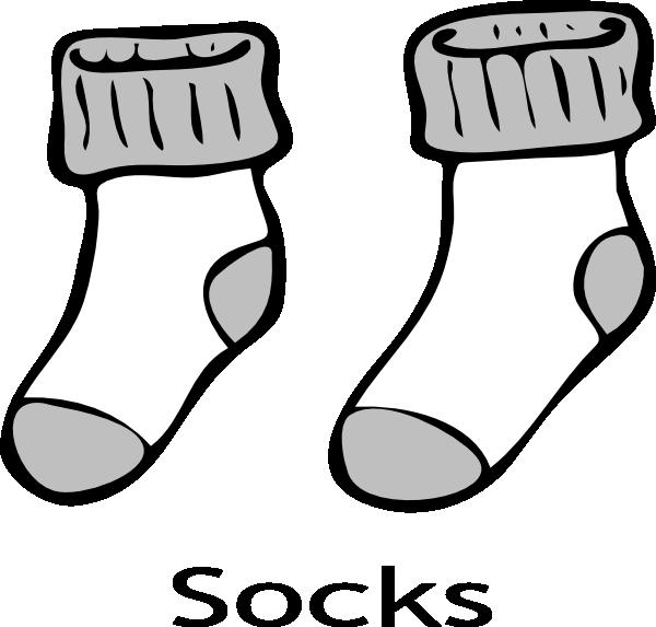 Socks Clip Art
