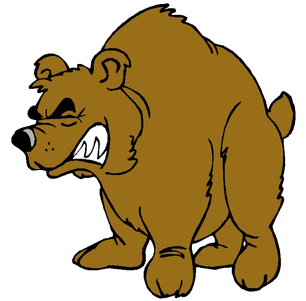 Standing Bear Clipart   Clipart Panda   Free Clipart Images