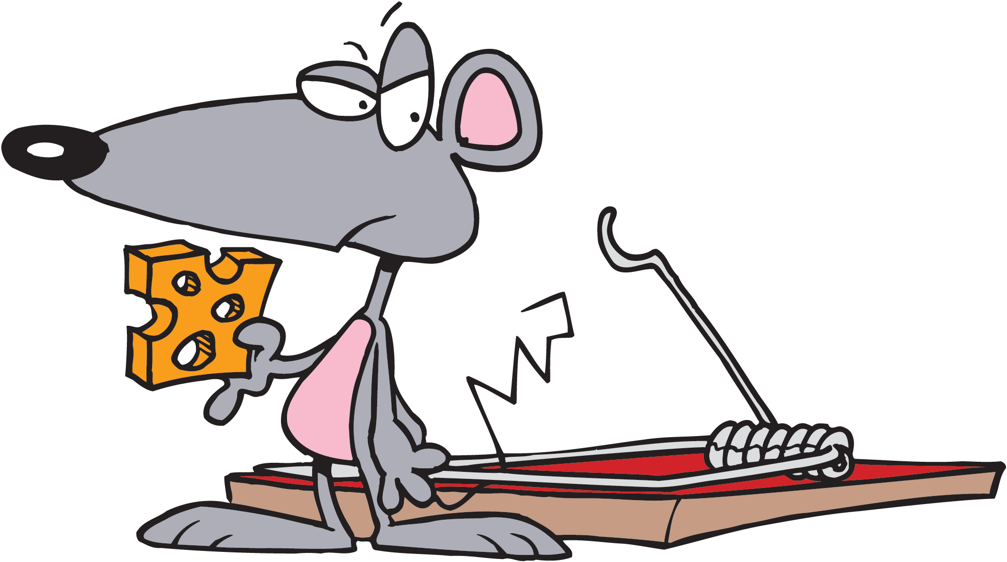 Mouse Trap Clipart