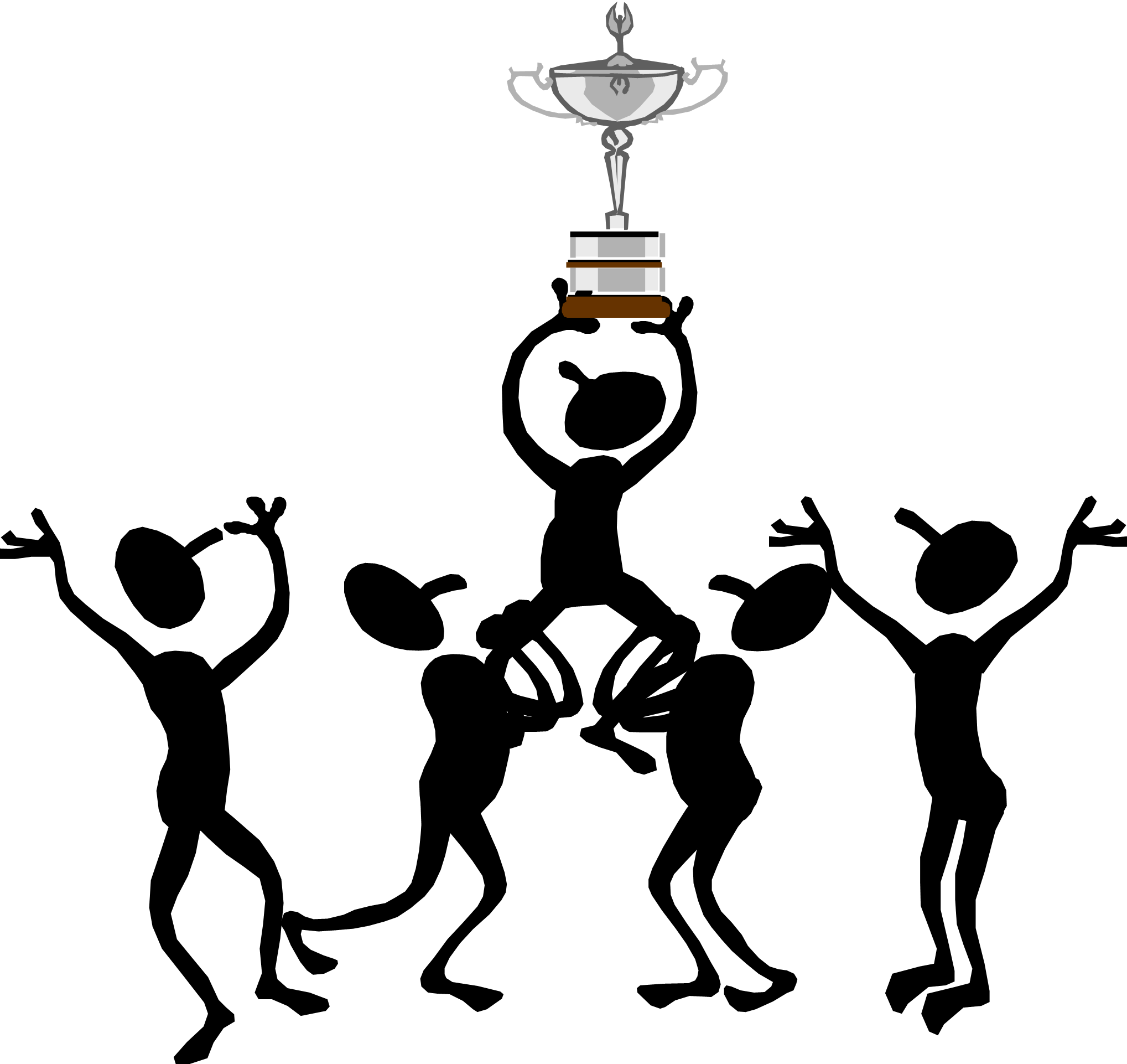 Winning Team Trophy Free Cliparts That You Can Download To You