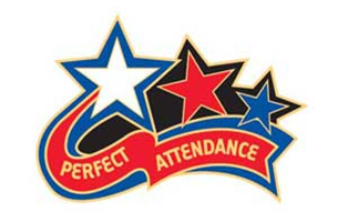 Perfect Attendance Clipart - Clipart Suggest