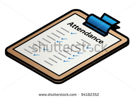 Attendance Stock Photos Images   Pictures   Shutterstock