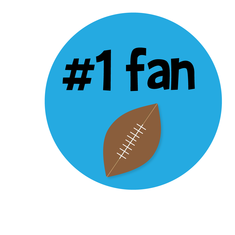 Free Football Clipart To Use On Websites For Team Parties Or Any