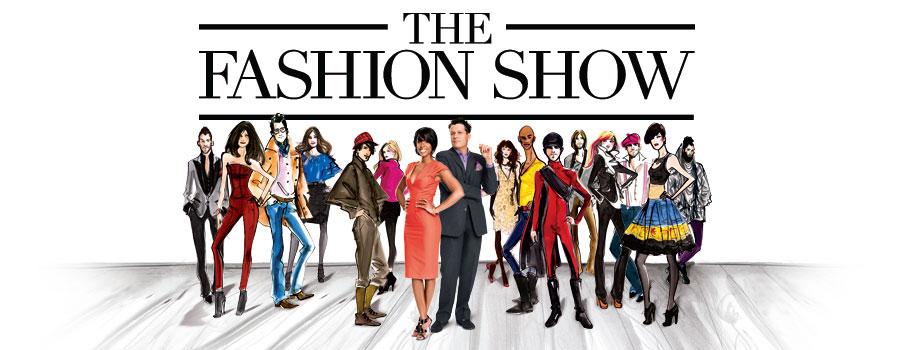 Fashion Show Clipart -...