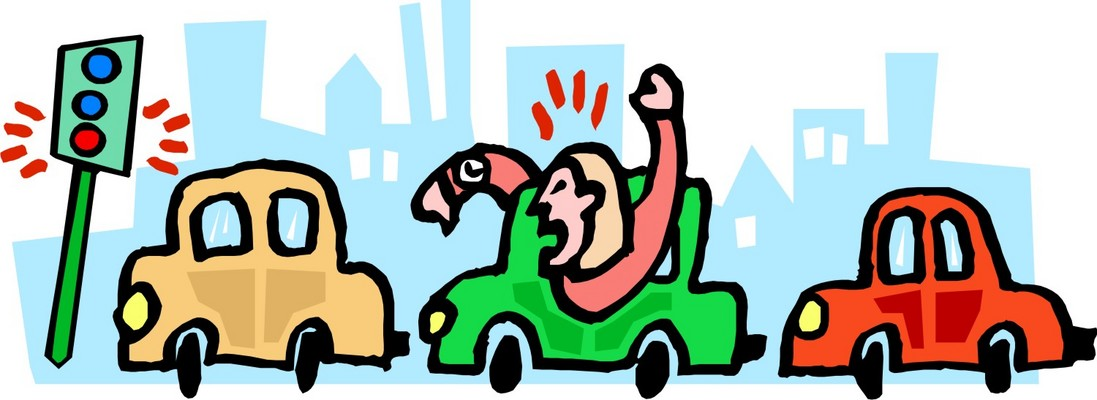 Go Back   Gallery For   Road Rage Clip Art