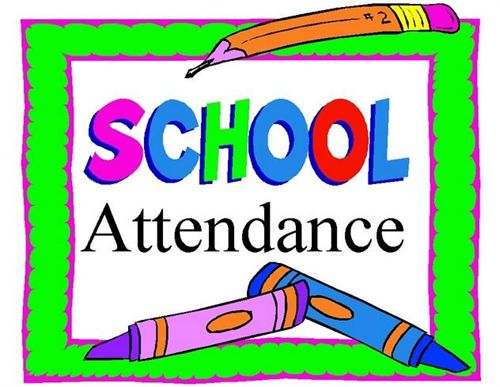 Image result for school attendance cartoon