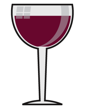 Clipart Glass Of Wine
