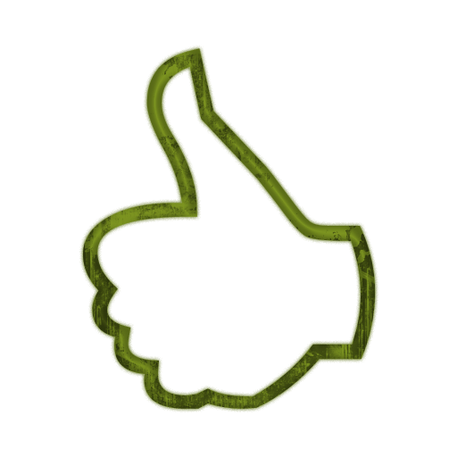 Yes Thumbs Up Clipart Thumbs Thumb Up Outline Hand