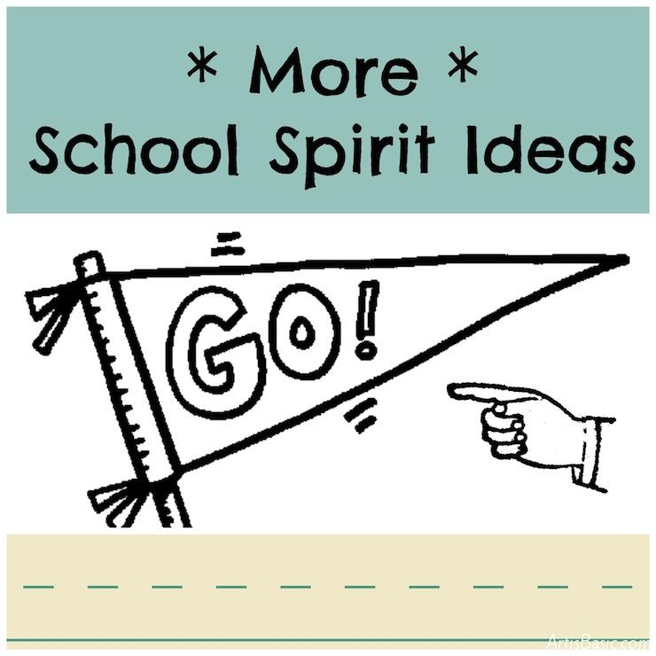 10 More Spirit Day Ideas For School