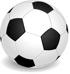 Free Soccer Clip Art Images And Animations   Contains 32 Pages Of