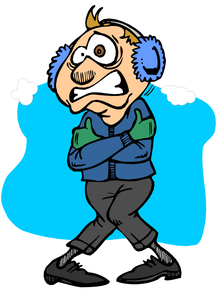 Freezing Cold Weather Clipart - Clipart Suggest