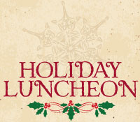 Holiday Faculty Luncheon