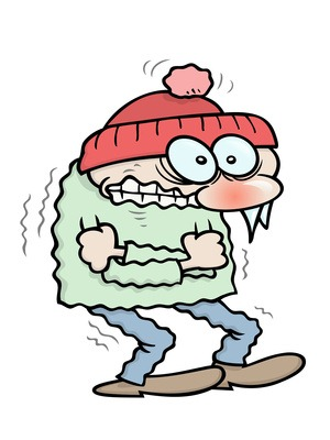 Cold Cartoon Clipart - Clipart Kid