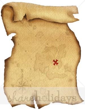 Pirate Captain Clipart Pirate Birthday Card Pirate Party Invitation
