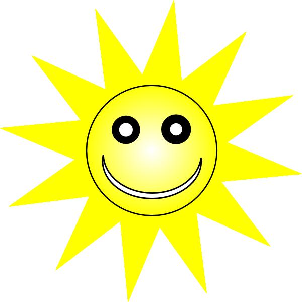 google clip art sunshine - photo #29