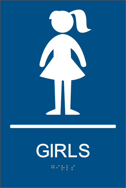 11 Boys And Girls Bathroom Signs Free Cliparts That You Can Download
