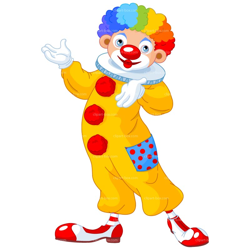 clip art clowns with balloons - photo #15