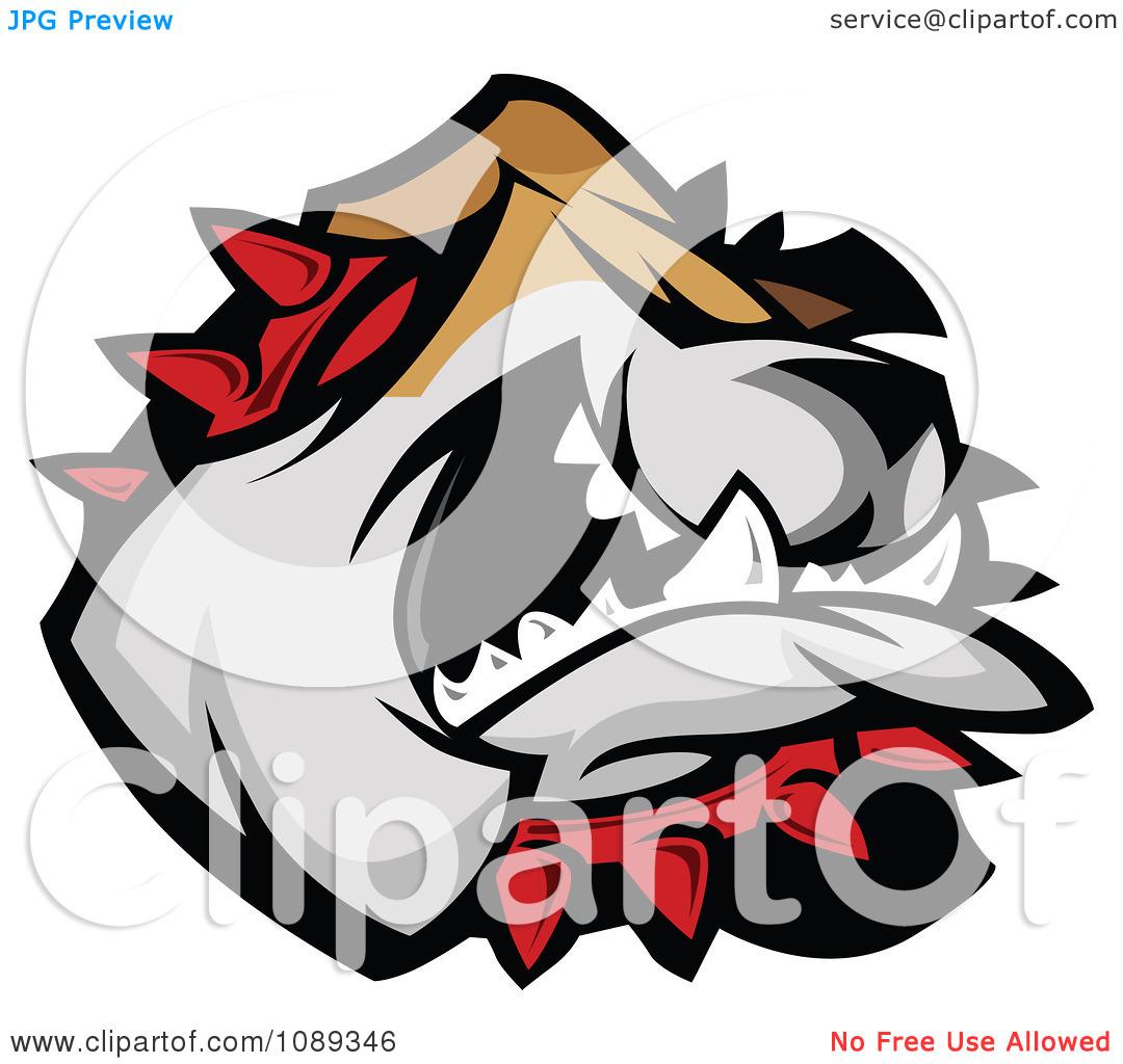 Bulldog Football Mascot   Clipart Panda   Free Clipart Images