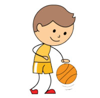 Free Sports Animated Clipart   Sports Animated Gifs   Flash Animations