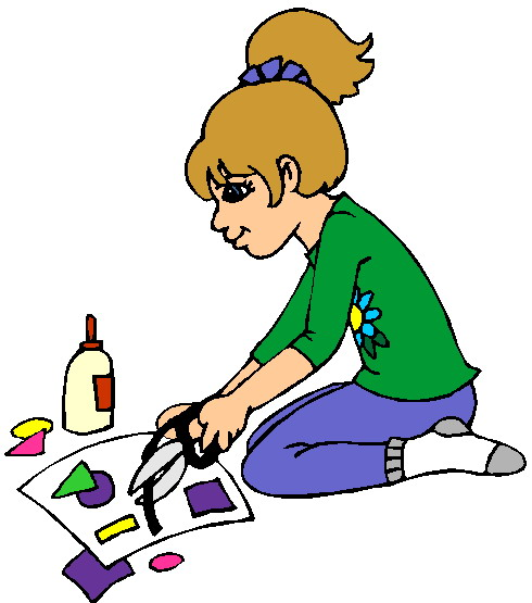 Arts And Crafts Clipart - Clipart Kid