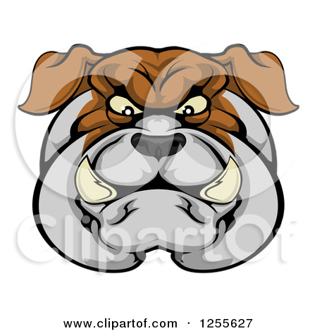 Royalty Free  Rf  Bulldog Clipart   Illustrations  1