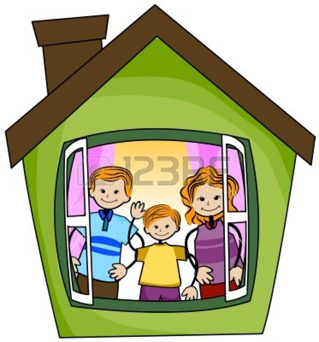 Inside House Clipart - Clipart Suggest