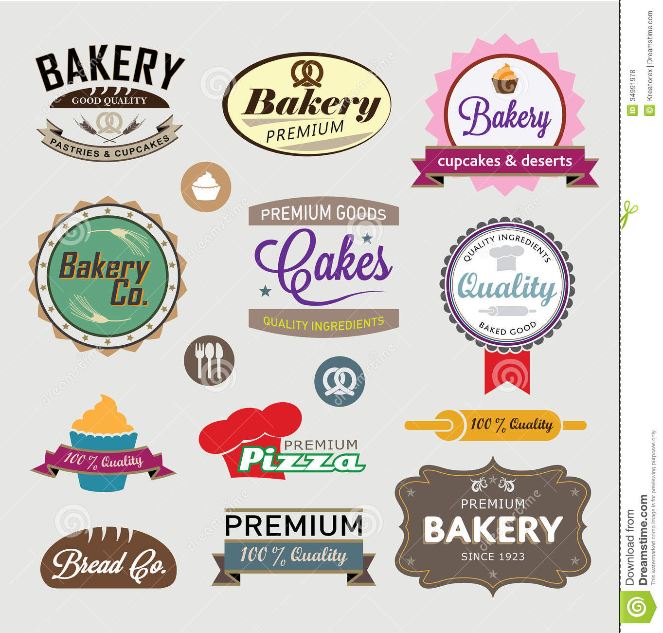 Bakery Signs Royalty Free Stock Photos   Image  34991978