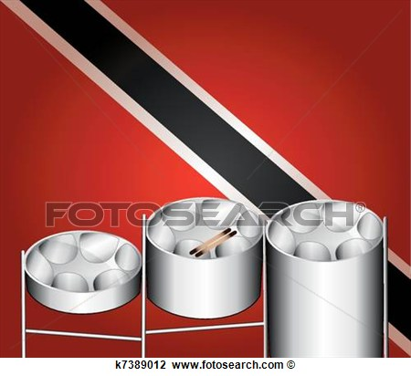 Clipart   Steel Pan Drums  Fotosearch   Search Clip Art Illustration