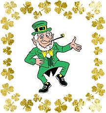 St Patrick's Day Animated Clipart - Clipart Kid