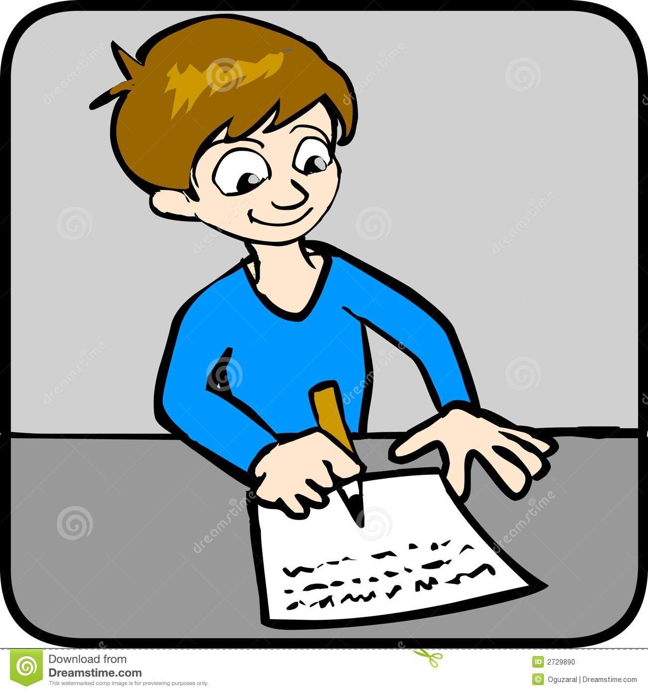 Doing Homework Clipart   Clipart Panda   Free Clipart Images