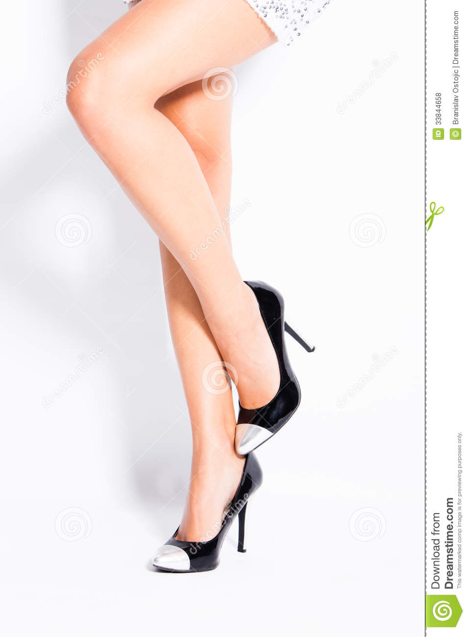 High Heel Shoes Royalty Free Stock Photos   Image  33844658