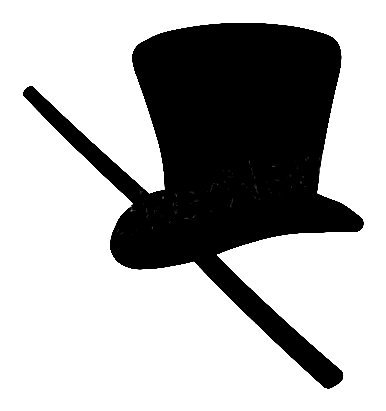 Magic Top Hat Clipart - Clipart Kid