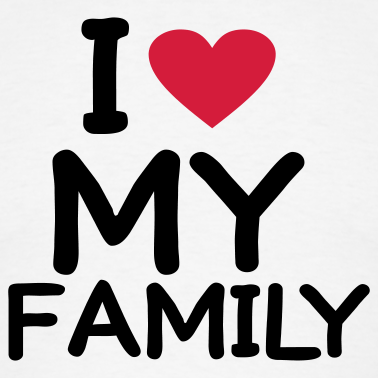 My Family Word Images   Clipart Panda   Free Clipart Images