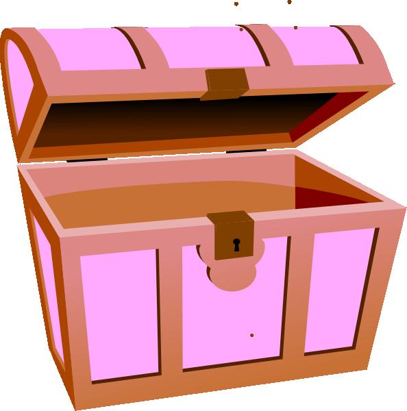 Treasure Hunt Box Clip Art At Clker Com   Vector Clip Art Online