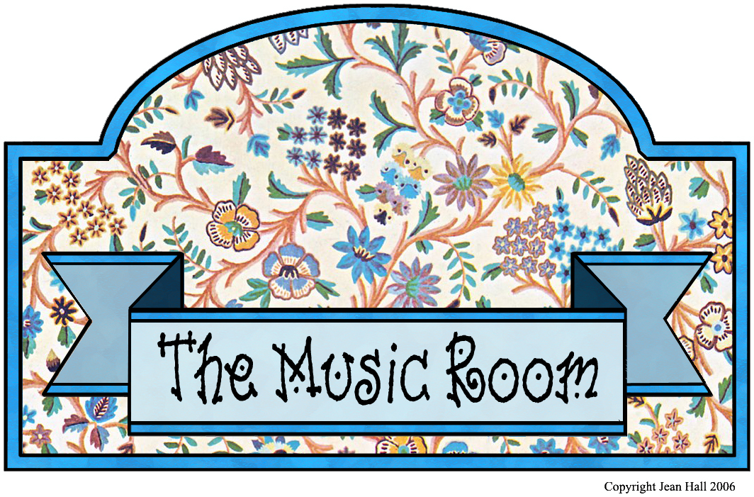 Vintage Store Signs Clipart Make A The Music Room Sign