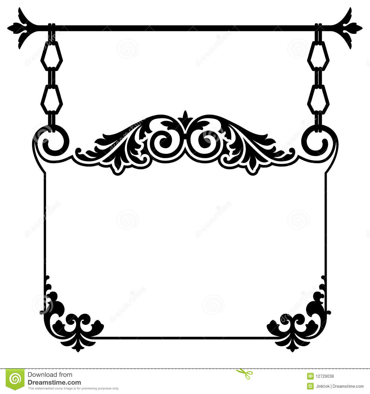 Clip Art Sign Clip Art vintage blank sign clipart kid store signs hanging sign