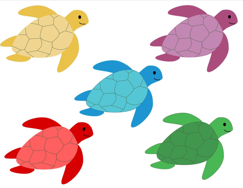 50 Off Spring Sale Sea Turtle Clip Art Creative By Aprilhovjacky
